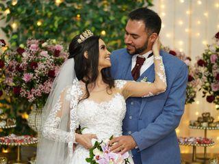 O casamento de Ludmilla e Leandro