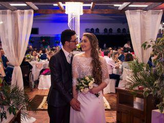 O casamento de Jackson e Jennifer