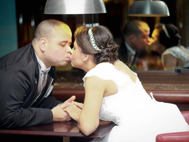 O casamento de Daniela e Emílio