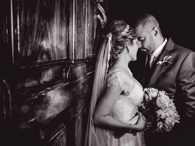O casamento de Tainá e Fernando