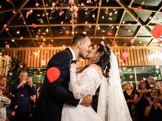 O casamento de Maiane e Kevin