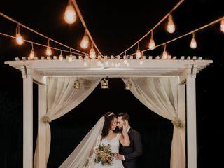 O casamento de Geisiele e Guilherme