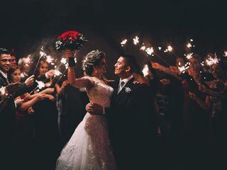O casamento de Patricia e Richard