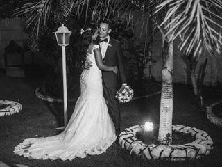 O casamento de Sarah  e Wanderson
