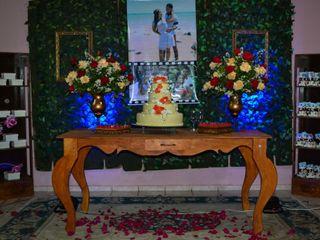 O casamento de Islaine e Samuel 3