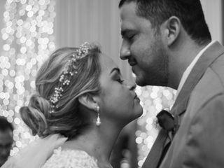 O casamento de Samea e Marcelo