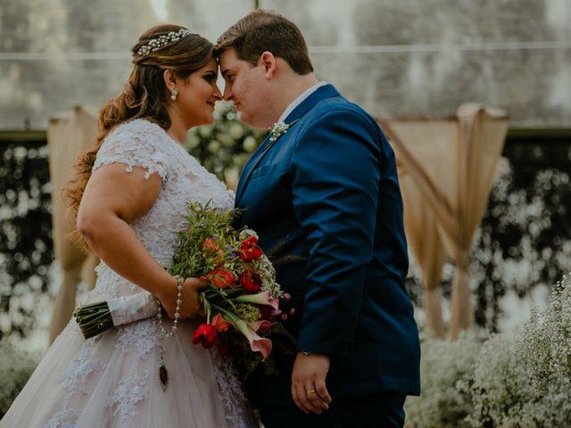 O casamento de Naiara e Bruno