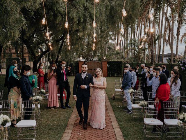 O casamento de Guilherme e Geisiele em Maringá, Paraná 28