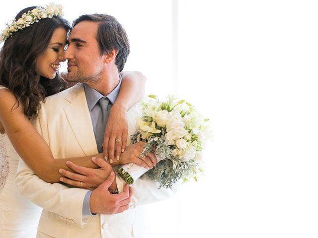 O casamento de Beatriz e Fabricio