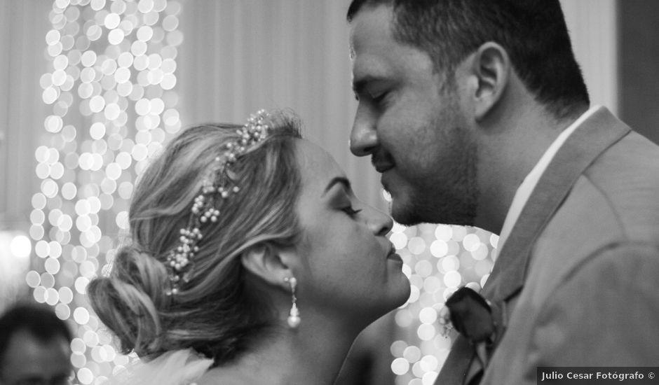 O casamento de Marcelo e Samea em Fortaleza, Ceará