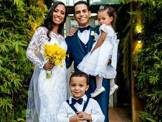 O casamento de Camila e Thiago 2