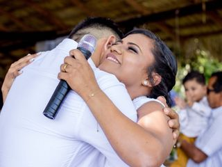 O casamento de Camila e André