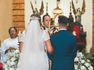 O casamento de Lidiane Andrade e Emerson Donato 1