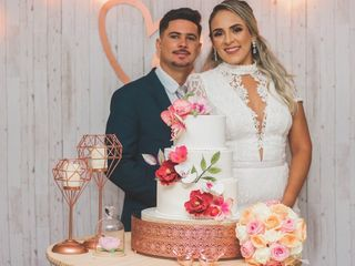 O casamento de Lidiane Andrade e Emerson Donato 3