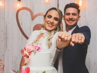O casamento de Lidiane Andrade e Emerson Donato