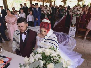 O casamento de Adriele e Willian