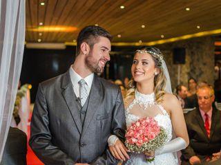 O casamento de Larissa e Denis