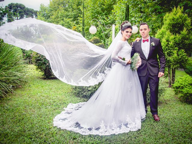 O casamento de Taynara e Weverton