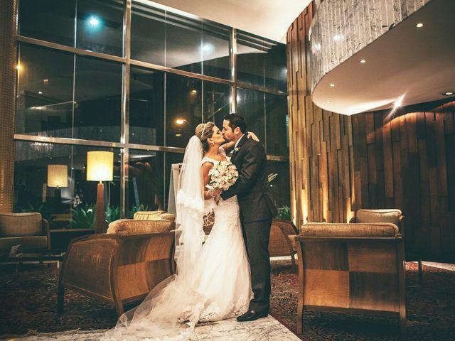 O casamento de Claudia e Rafael