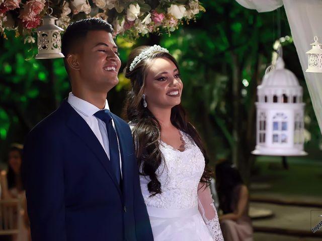 O casamento de Kamilla e Marcos