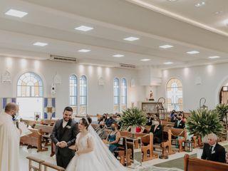 O casamento de Loriana e Pablo