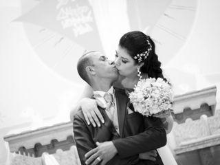 O casamento de Letícia e Márcio