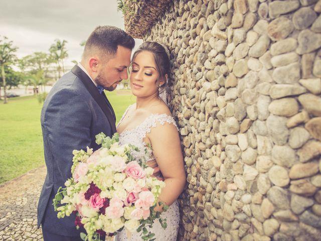 O casamento de Evelyn e Renan