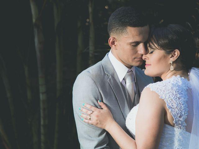 O casamento de Michele e Fabio