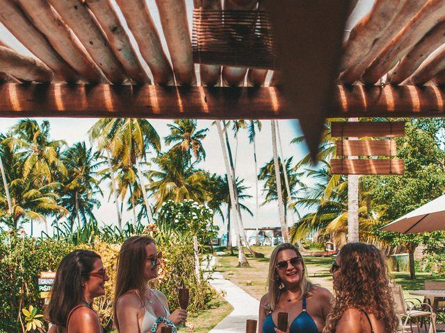 O casamento de Vitor e Carol em Porto de Pedras, Alagoas 9