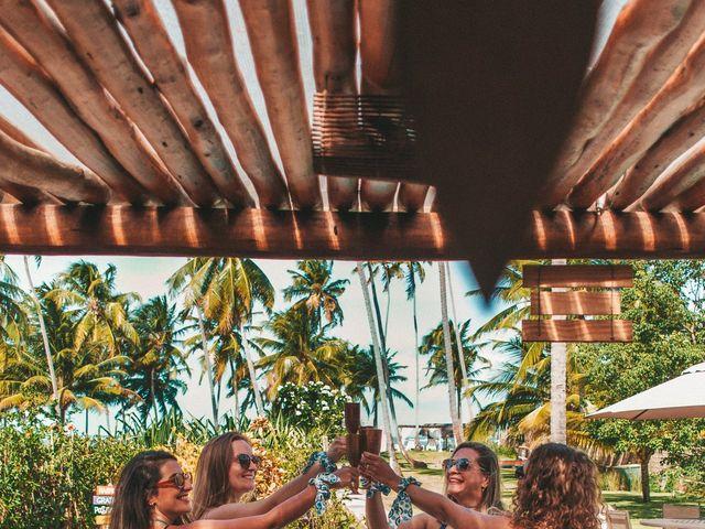 O casamento de Vitor e Carol em Porto de Pedras, Alagoas 1