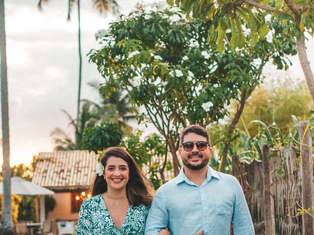 O casamento de Vitor e Carol em Porto de Pedras, Alagoas 17