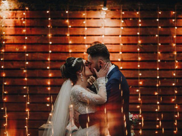 O casamento de Mariana e Anderson