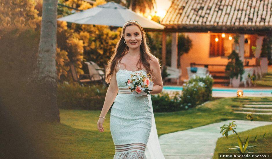 O casamento de Vitor e Carol em Porto de Pedras, Alagoas