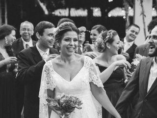 O casamento de Danielli Gomes Prazeres e Daniel Giovani Possamai