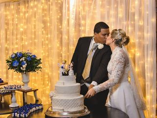 O casamento de Edilene e Igor