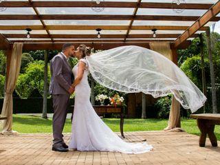 O casamento de Karina e Neumann