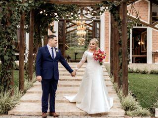 O casamento de Paulo e Karin
