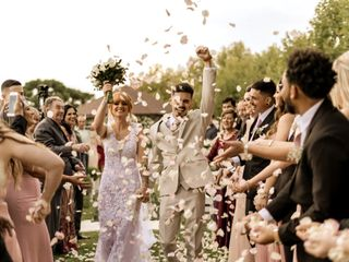O casamento de Adilson e Char