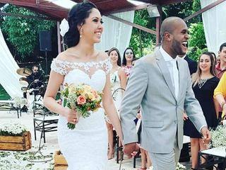 O casamento de Bárbara Morais  e Fábio Arcanjo  1