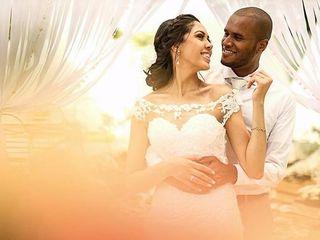 O casamento de Bárbara Morais  e Fábio Arcanjo  3