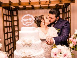 O casamento de Lais e Guilherme