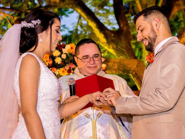 O casamento de Renata e Felipe