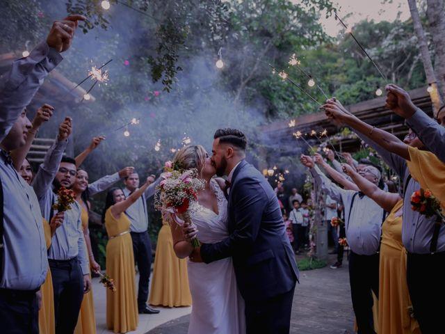 O casamento de Suzana e Wesley