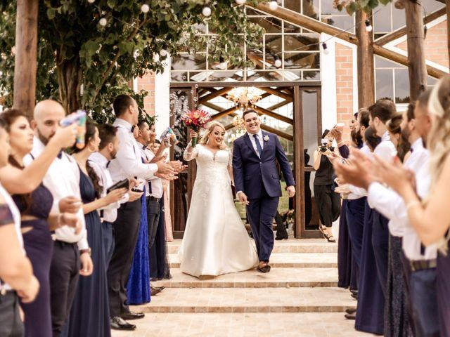 O casamento de Karin e Paulo em Curitiba, Paraná 41