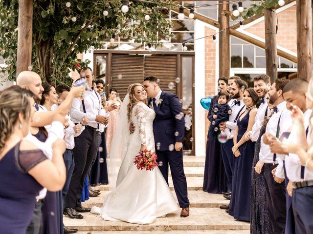 O casamento de Karin e Paulo em Curitiba, Paraná 44