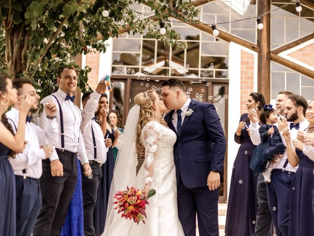 O casamento de Karin e Paulo em Curitiba, Paraná 45