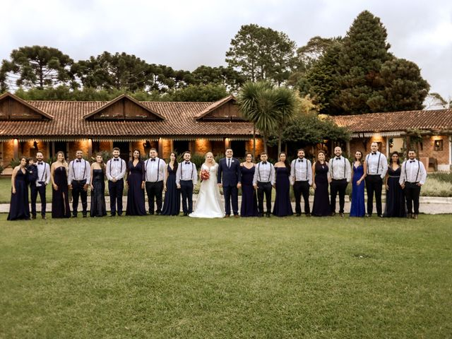 O casamento de Karin e Paulo em Curitiba, Paraná 55