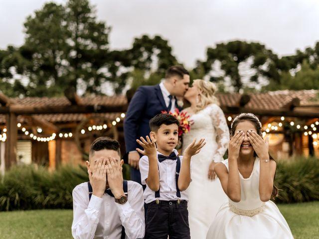 O casamento de Karin e Paulo em Curitiba, Paraná 57