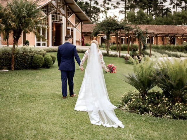 O casamento de Karin e Paulo em Curitiba, Paraná 1