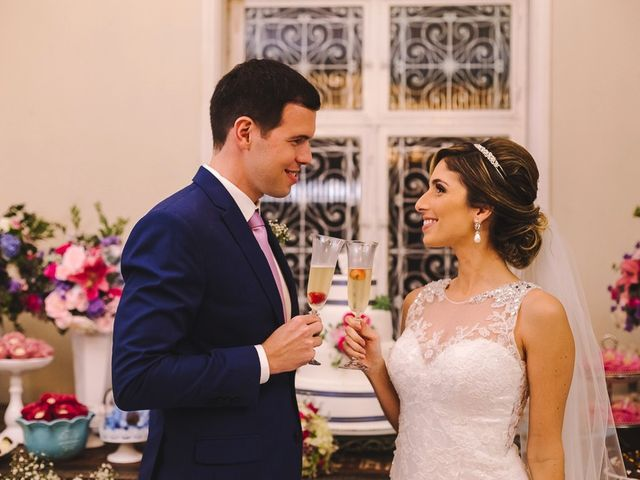 O casamento de Helena e Lucas